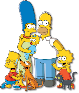 The_Simpsons_Simpsons_FamilyPicture